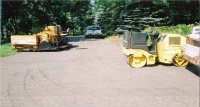 Houston asphalt paving services