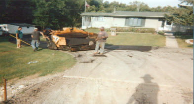 Houston asphalt paving